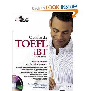 Ebooks cracking the toefl ibt with audio cd 2009 edition college test preparation fandeluxe Images